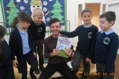 Author Visit December 2018
