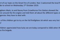 Fire Brigade October 2019